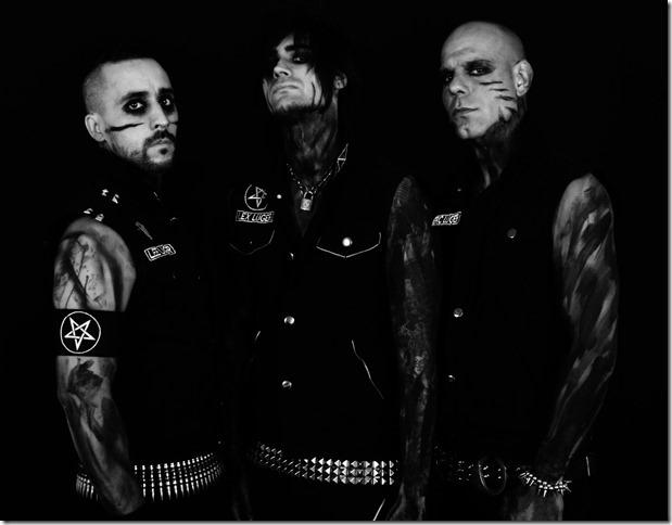 """LOS LÜGERS presentan la portada del single y el video lyric de """"Lucifer"""""""
