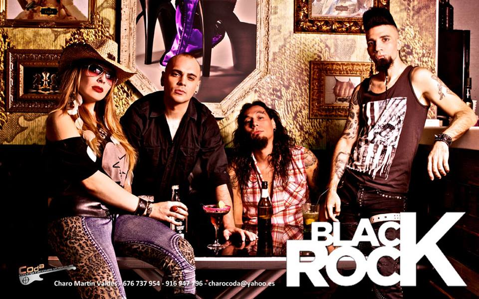 "BLACK ROCK anuncian la salida de su nuevo disco ""Just My Kiss Rocks"""