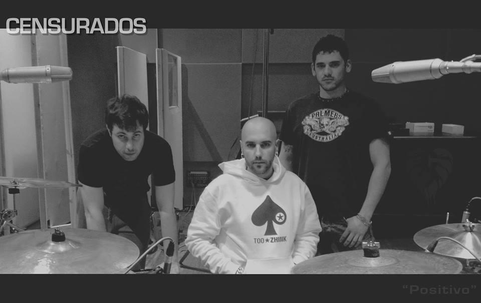 """Primer single y videoclip de CENSURADOS """"Para relajarte"""""""