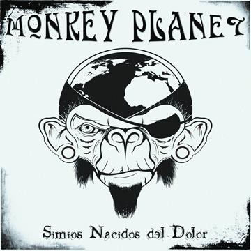 MONKEY PLANET - Simios nacidos del dolor