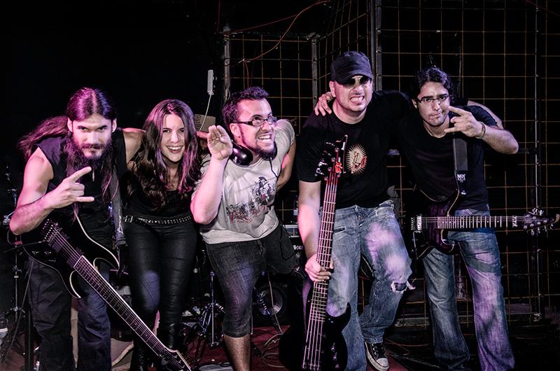 Pareidolian: nuevo disco y próximos conciertos