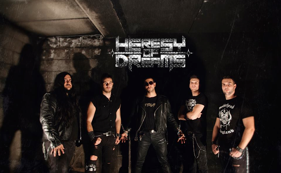 Gateways Productions fichan a Heresy Of Dreams