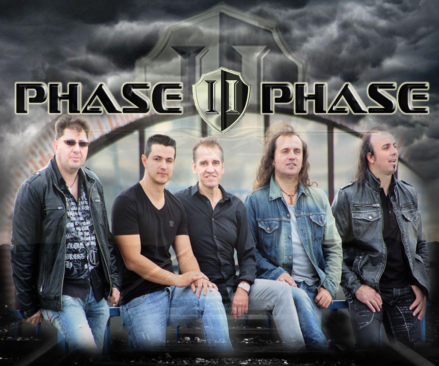 Primer disco de los madrileños Phase II Phase
