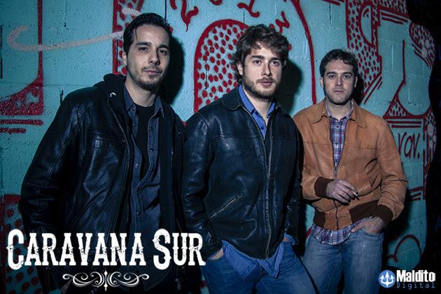 CARAVANA SUR publican su debut homónimo el 30 de diciembre