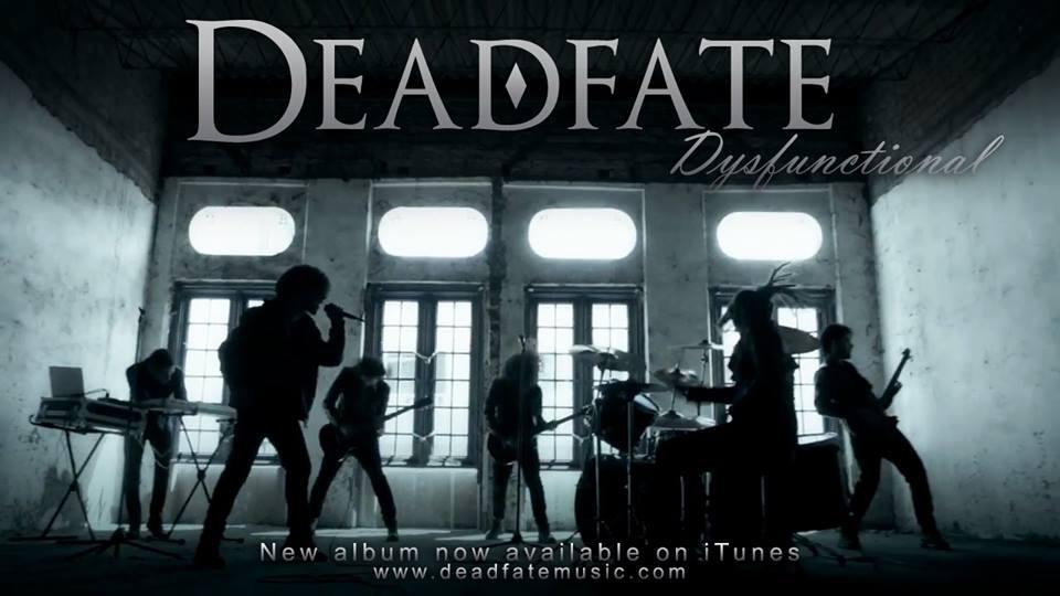 """DEADFATE presenta su nuevo álbum """"Dysfunctional"""""""