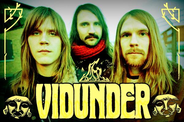 VIDUNDER La nueva generación del rock retro sueco