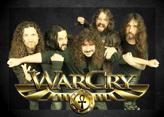 Confirmadas las primeras fechas de la gira de WARCRY
