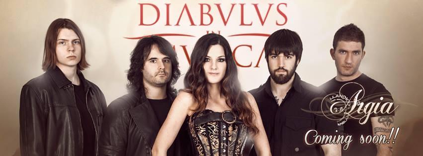 "Diabulus In Musica presenta ""Argia"""
