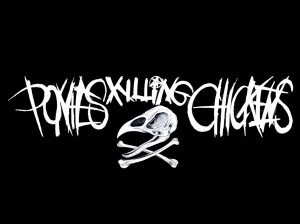 Ponies Killing Chickens logo