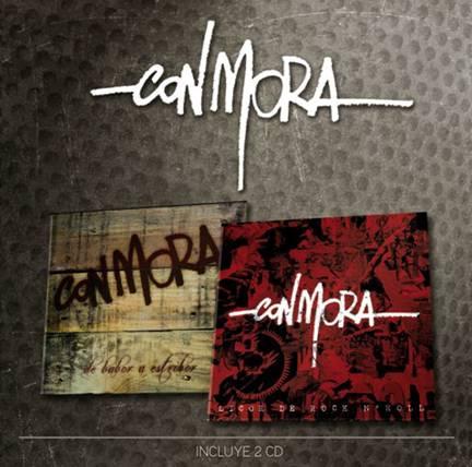 Con Mora reeditan sus dos primeros discos en un formato especial