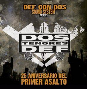 DEF CON DOS celebra el 25 aniversario de su Primer Asalto