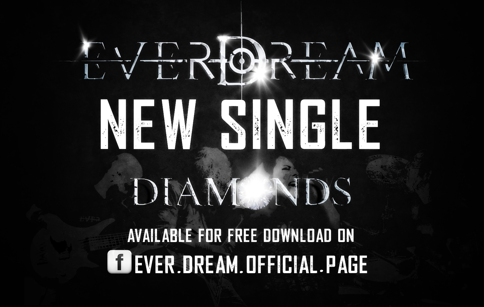 "Ever Dream presentan su nuevo single ""Diamonds"""