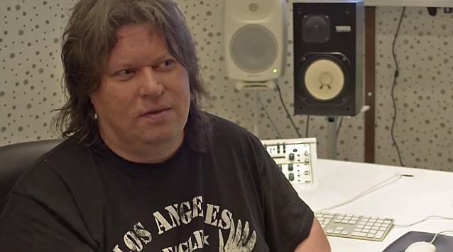 Timo Tolkki presenta nuevo disco del proyecto 'Avalon'