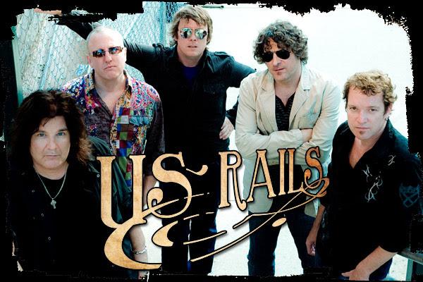 US RAILS de gira por España en abril 2014