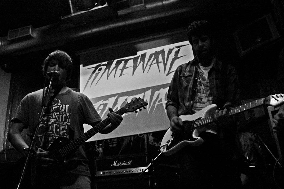 Nuevo disco de Timewave, High Inspiration