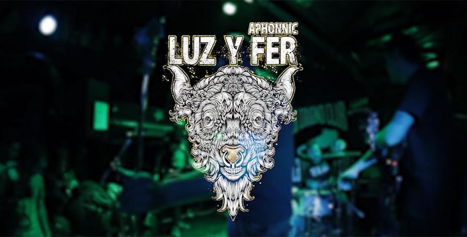 """Nuevo Videoclip de APHONNIC """"Luz y Fer"""" perteneciente a su útimo disco """"Héroes"""""""