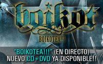 BOIKOT - Boikotea!!!