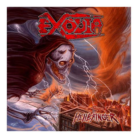 """Nuevo disco de EXODIA """"Hellbringer"""" a la venta en colaboración con AGR"""
