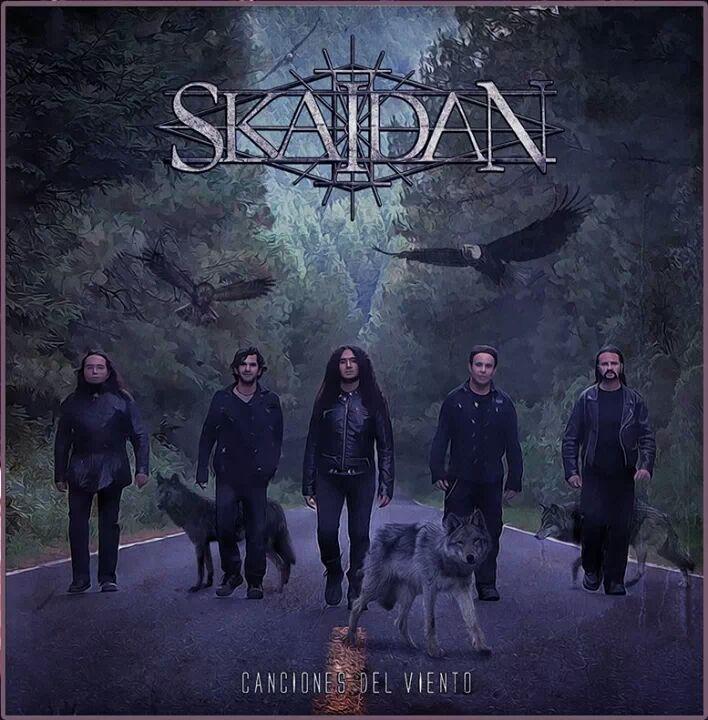 """Skaidan presenta su CD """"Canciones del Viento"""""""