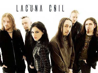Nuevo single de Lacuna Coil