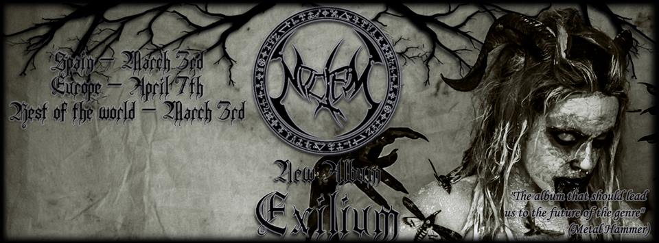 """Noctem """"Exilium"""""""