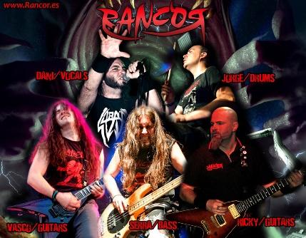 Nuevo tema de RANCOR homenajeando a Dio