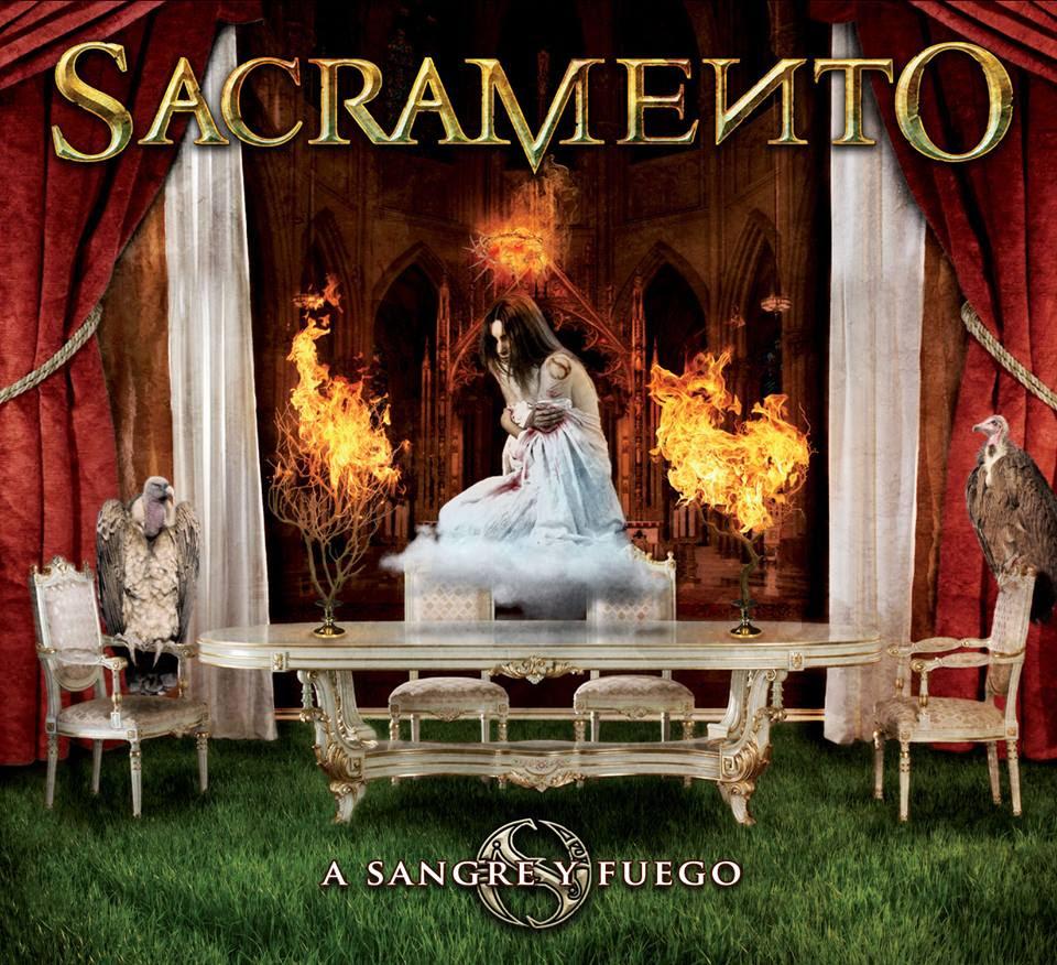 Sacramento - A Sangre y Fuego