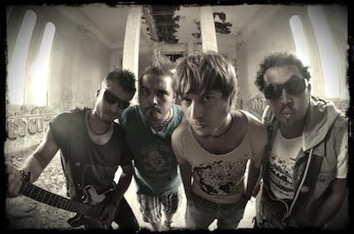 SIN ARREGLO: La nueva sangre del rock pucelano