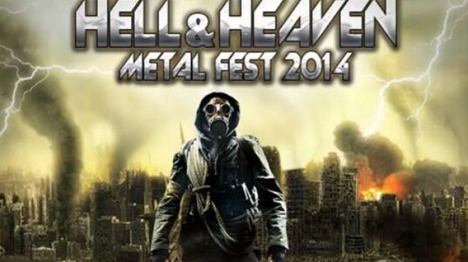 """Combichrist y Carcass Cancelan Participación en el """"Hell & Heaven Metal Fest 2014"""""""