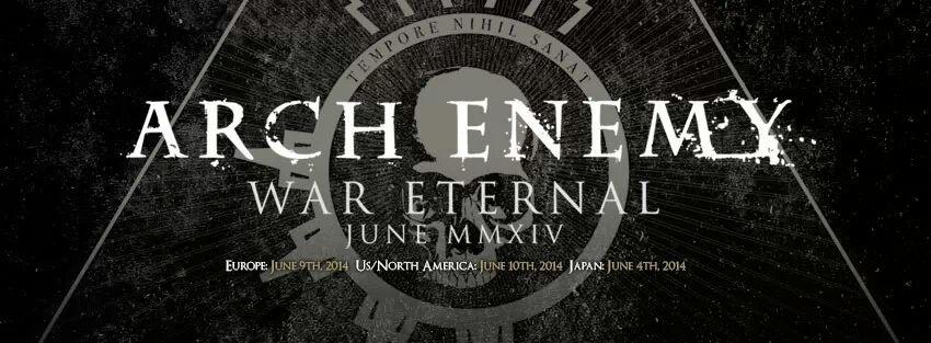 Arch Enemy Estrena Su Novena Producción