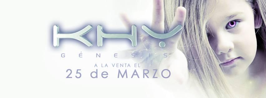 """Génesis"", Nuevo Disco de Patricia Tapia – KHY"