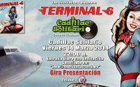 Terminal 6 - Viernes 14 Marzo en Madrid