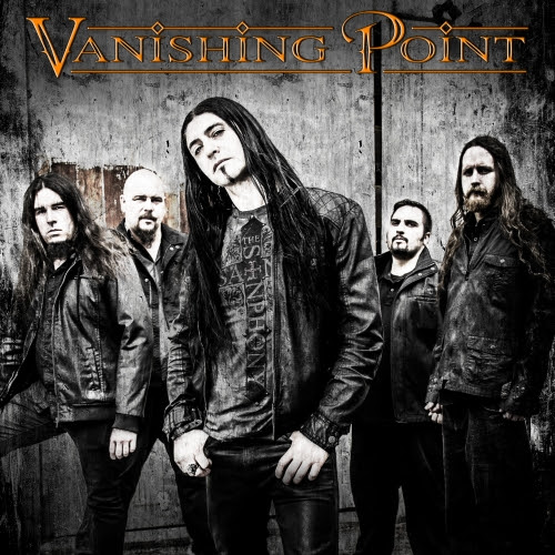 "VANISHING POINT presenta el video-lyric de su nuevo single ""Circle Of Fire"""