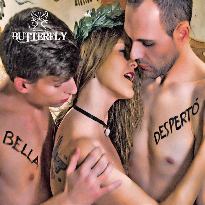 Nuevo disco y vídeo SOLIDARIO de BUTTERFLY