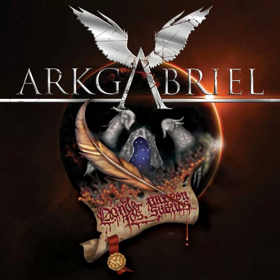 Arkgabriel desvela portada de su próximo disco