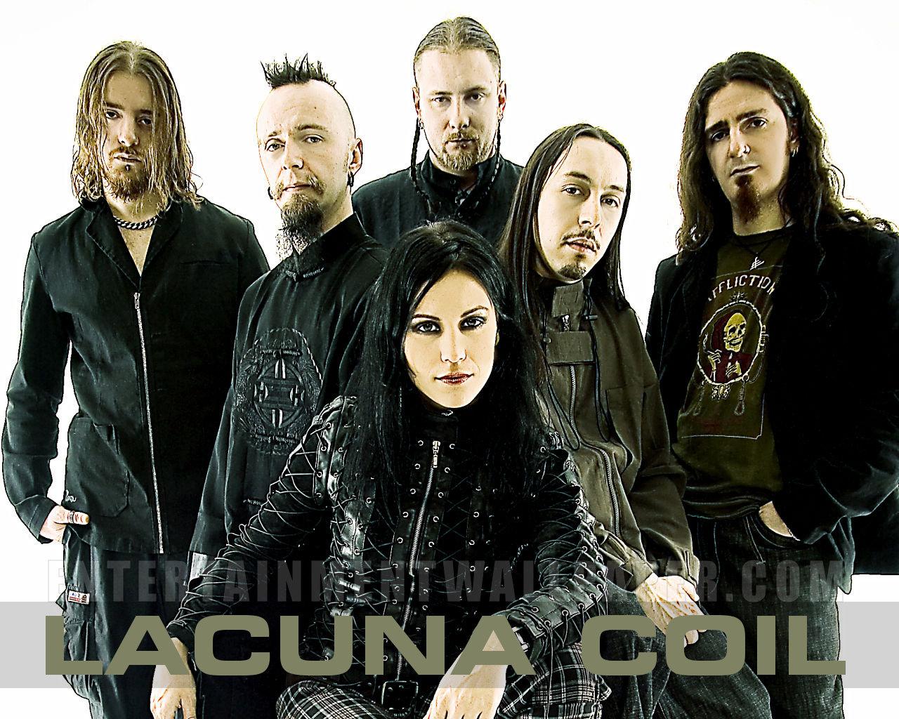 Lacuna Coil Estrena Video