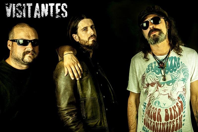 "VISITANTES te invitan a escuchar ""Que Cambien"", segundo single de su EP ""Invasión"""