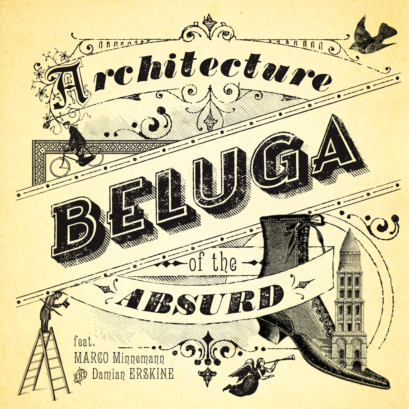 "BELUGA lanzan ""Architecture of the Absurd"""