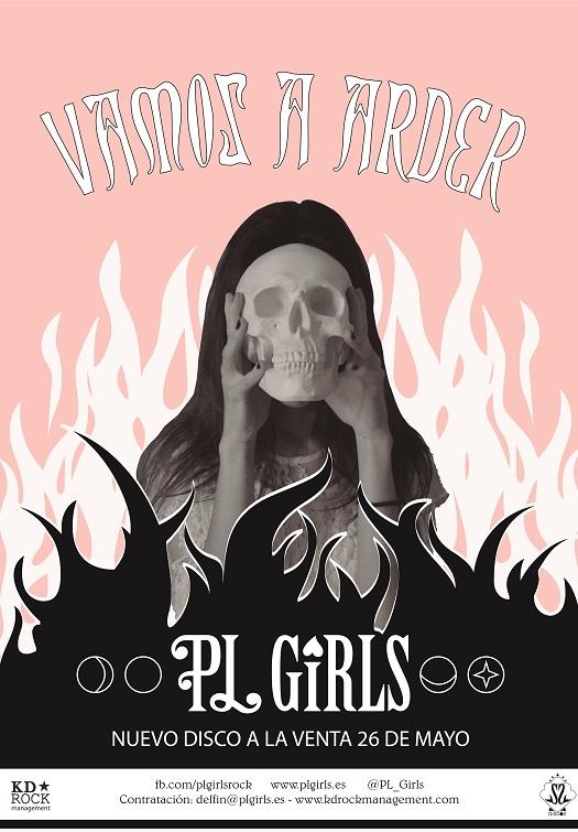 Nuevo disco y videoclip de PL Girls