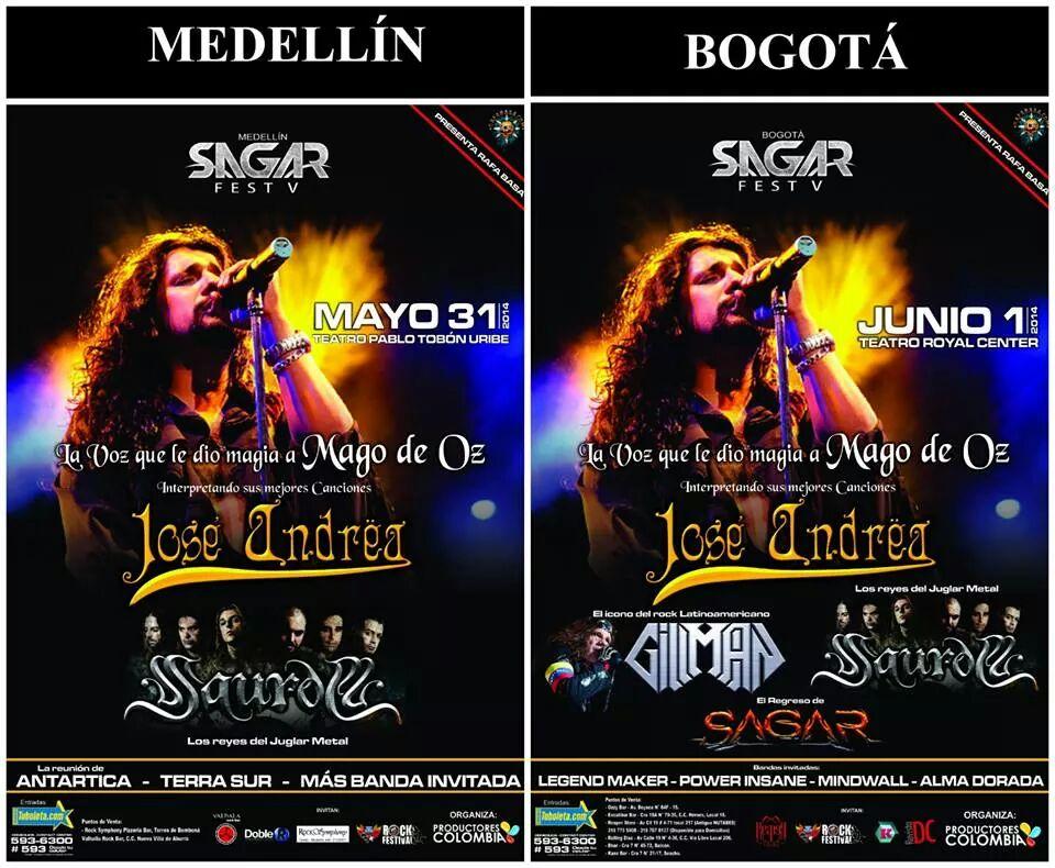 Aplazan el Sagar Fest IV Para Julio