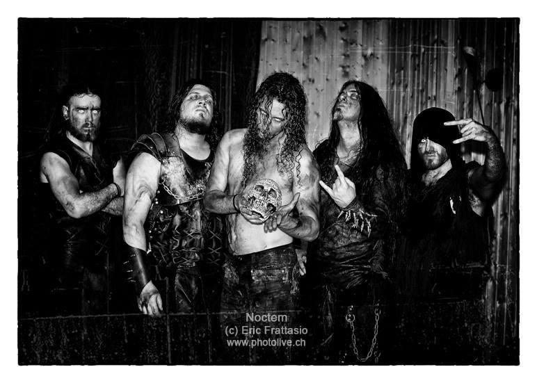 """Noctem presentan el nuevo y segundo single titulado """"Halo of Repugnance"""""""