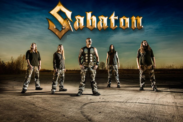 Entrevista a Sabaton