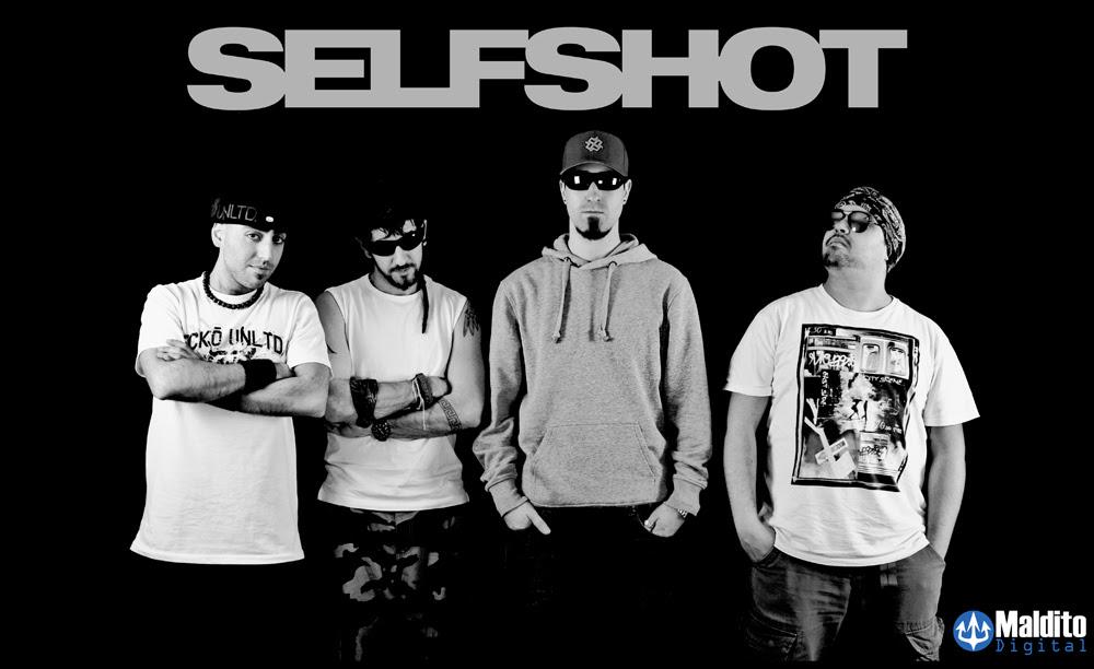 """SELFSHOT publicarán su EP """"2.0"""" en digital el 19/05"""