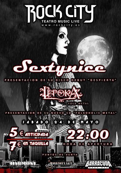 """SEXTYNICE presenta su nuevo disco """"Despierta"""""""