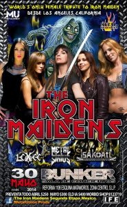 The-Iron-Maidens-SLP-2014