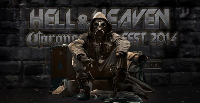 Live Talent Anuncia Alianza Con OCESA Para Realizar Hell & Heaven Metal Fest 2014