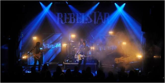 Bandas y/o artistas que merecen mayor atención: Rebelstar