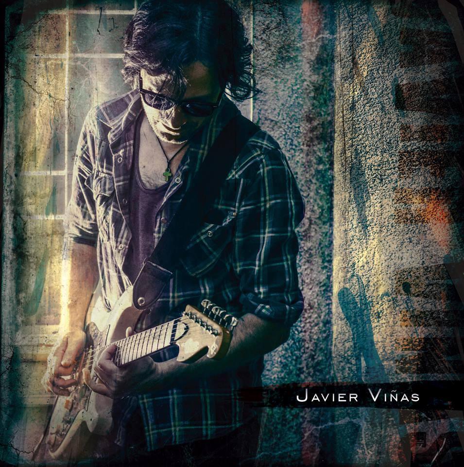 Javier Viñas debuta con álbum solista