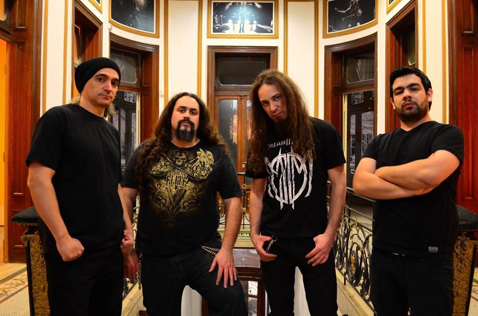 La banda argentina Dream Master está trabajando en su quinto disco de estudio