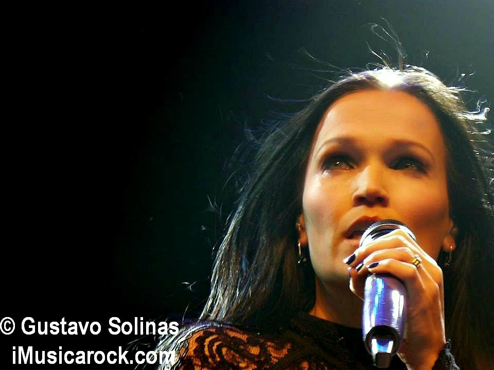 Tarja Turunen en Mendoza, Argentina (23/09/2014)